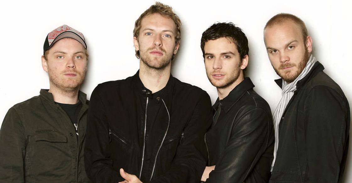 mejores canciones de Coldplay